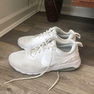 Nike Air. white. Men's size 10